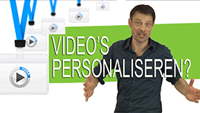 easyvideomarketing, je video's personaliseren