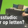 Thuisstudio video: waar op letten? tips