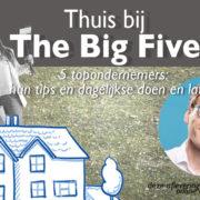 The BigFive Aartjan van Erkel