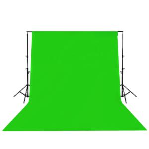 groene papier support