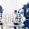 Interviewen en filmen