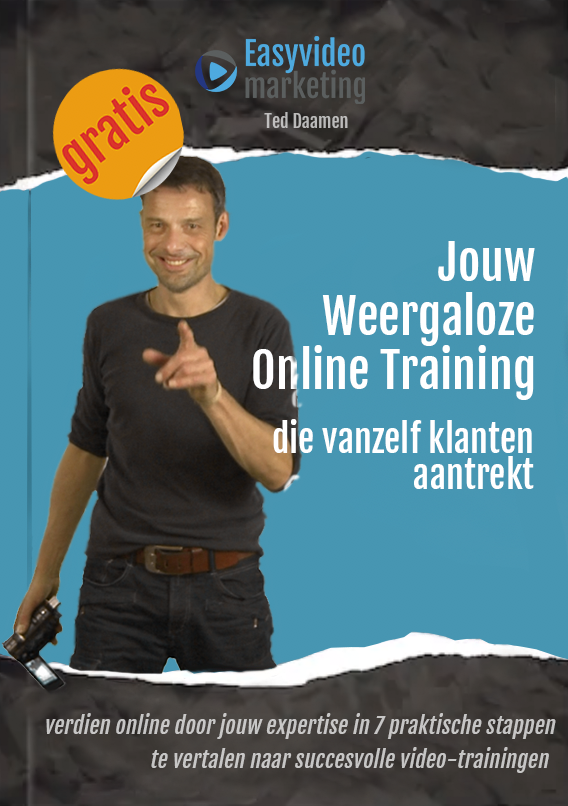 Online training maken